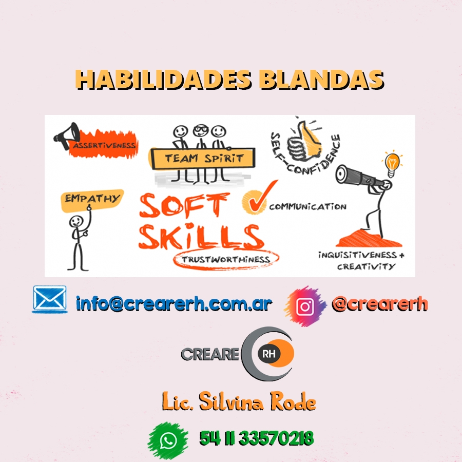 Habilidades Blandas (Soft Skills)