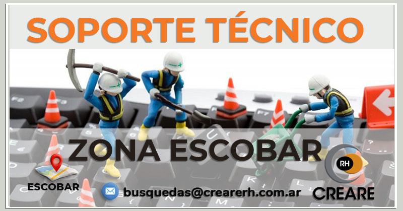 Soporte técnico – (Escobar) (Hire)